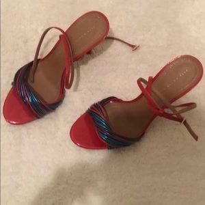 Zara woman shoe